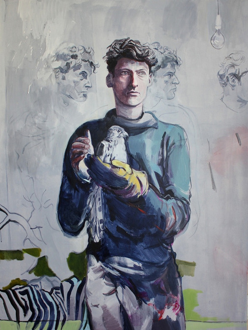 """Unforgettable"" young Lucian Freud"