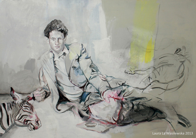 Lucian Freud, you and me