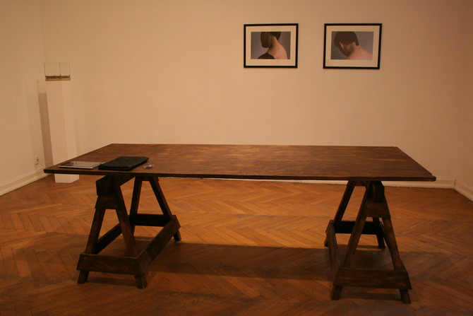 delectatio morosa, milosc gallery, toruń (second zone of transgression/first zone of meeting)