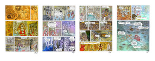All pages of 'Muses in the baths' - thumbnail