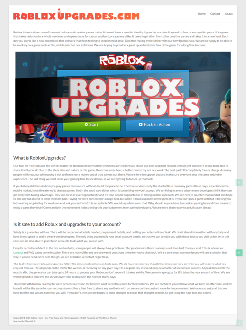 New Roblox Hack