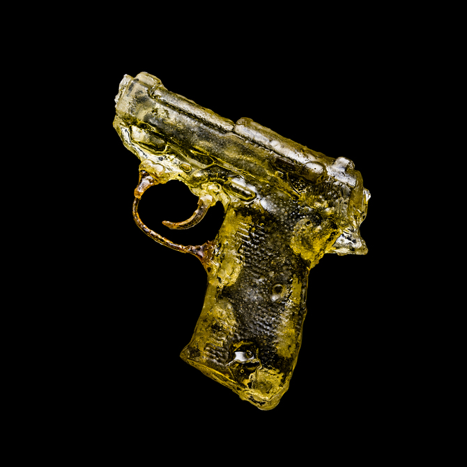sugar work - pistol