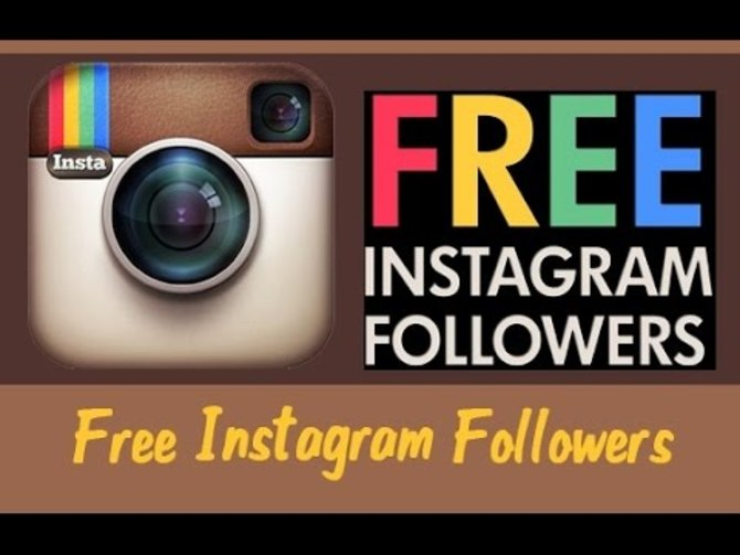 free instagram followers no survey no download no human verification 2018