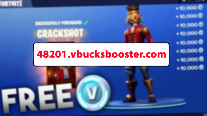 Free V-Bucks No Human Verification Or Survey