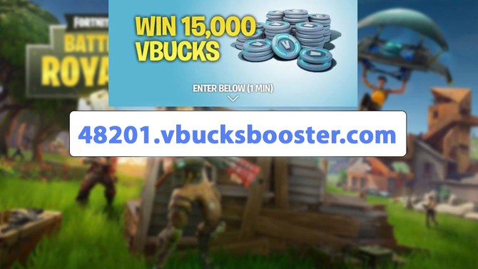 Fortnite V Bucks Generator No Survey