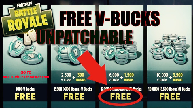 - free v bucks xbox one generator no human verification