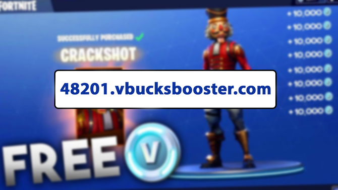 Free V Bucks Without Human Verification