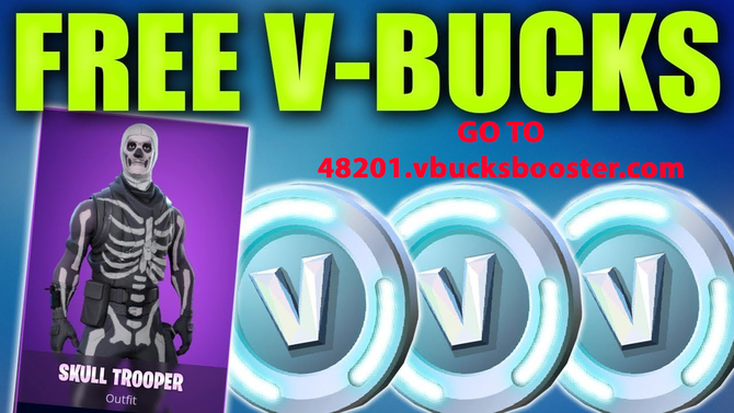 Free V Bucks No Human Verification Ps4