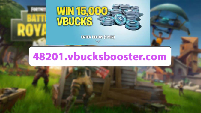 Fortnite V-Bucks Hack 2018