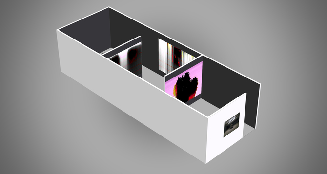 3D installation sketch - 03