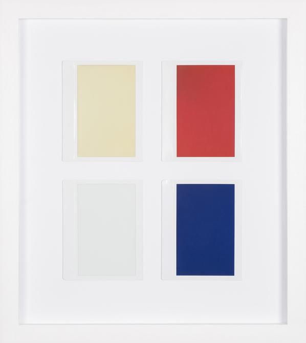 Composition No.1 (Mondrian)