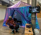 DDW in Gathering Tent - thumbnail